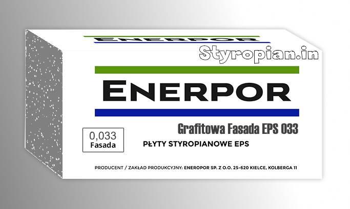Styropian Grafitowy Enerpor Eps 033 Cieply Material Na Sciane Cena