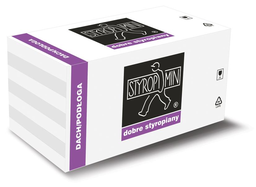 Styropian Dach Podloga Eps 038 Cs70 Styropmin Cena 1m3